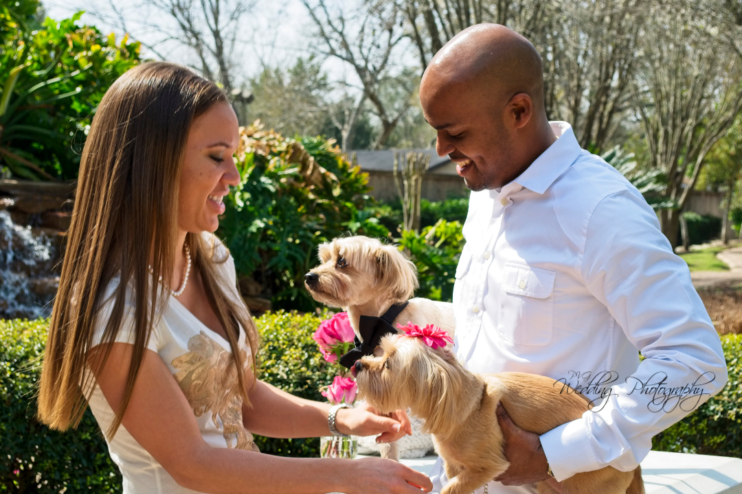 Just Married - Carlo & Arielle